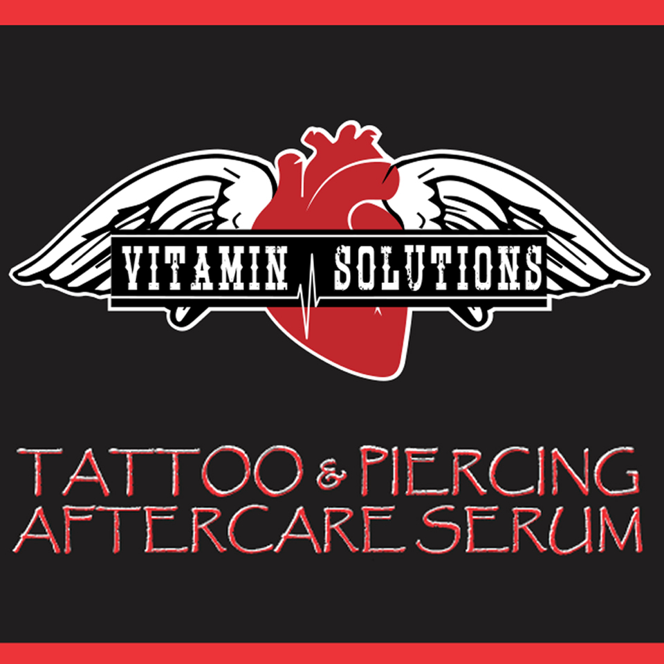 Tattoo and Piercing Aftercare Serum